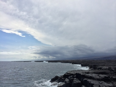 Kaʻena towards Kīlauea